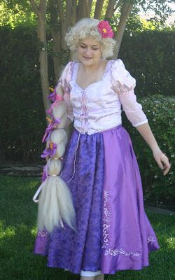 Costumes and Couture by Kris: Rapunzel