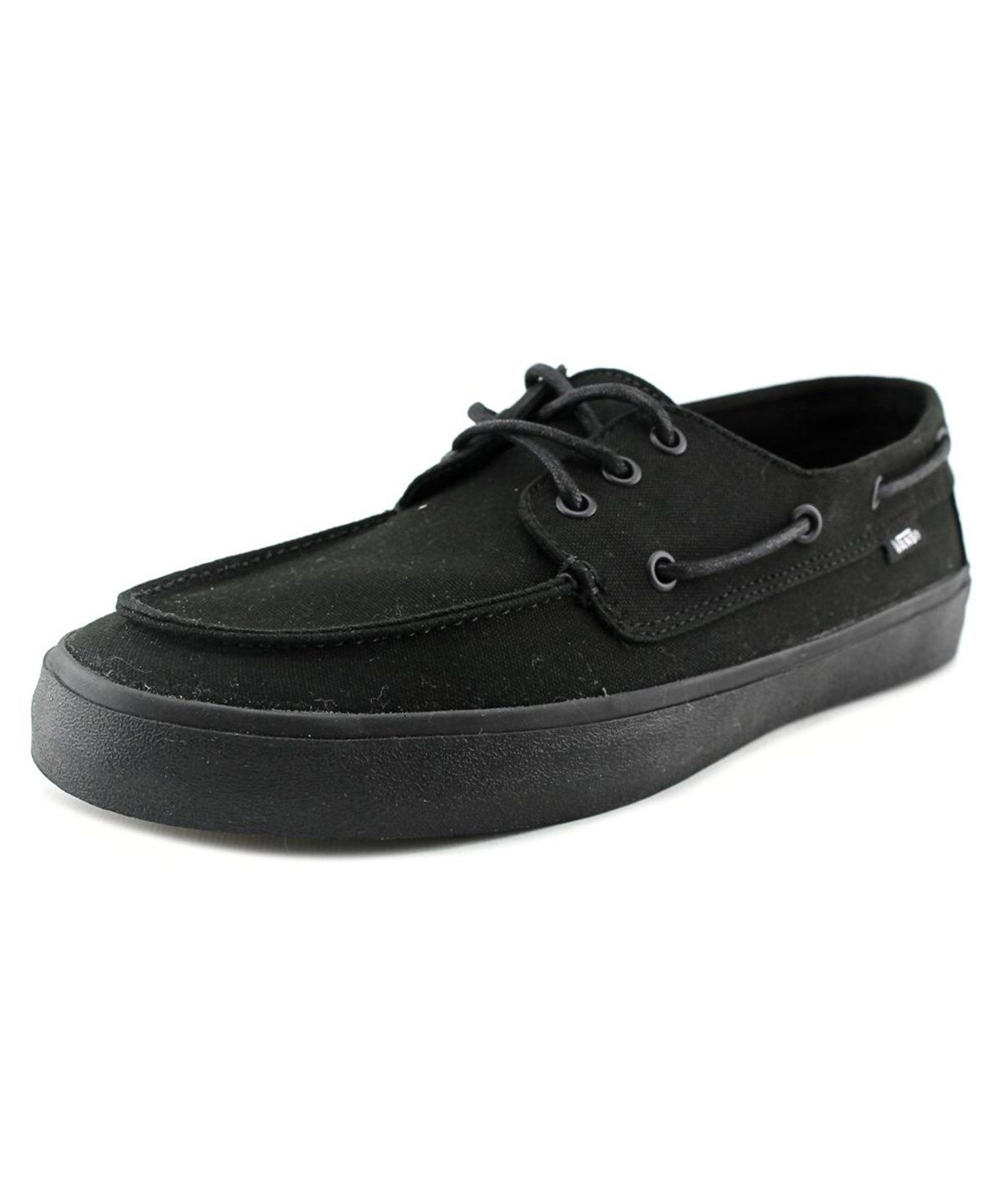 a21aae4d00b38 VANS VANS CHAUFFEUR MOC TOE CANVAS BOAT SHOE .  vans  shoes  oxfords ...
