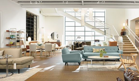 Furniture Stores in Chicago - Downtown  Furniture, At home