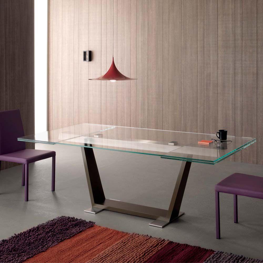 tavolo-allungabile-in-acciaio-legno-e-vetro-extrachiaro-ulisse.jpg ...