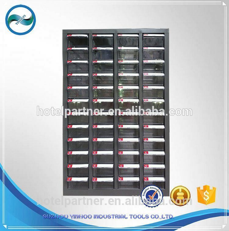 China Por 48 Drawers Electronic Component Storage Cabinet