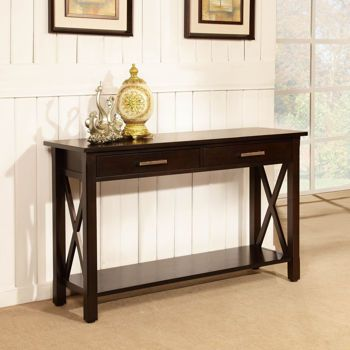 Costco Ridgely Table Console Crochet Pinterest