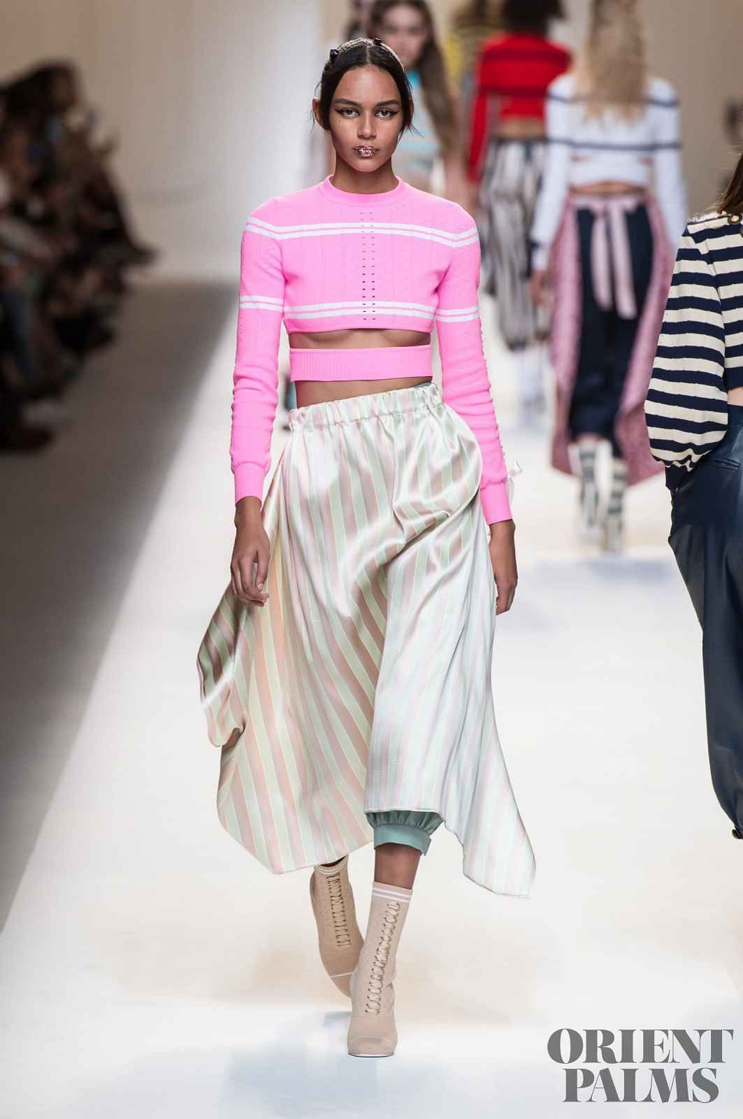 Fendi – 59 photos - the complete collection