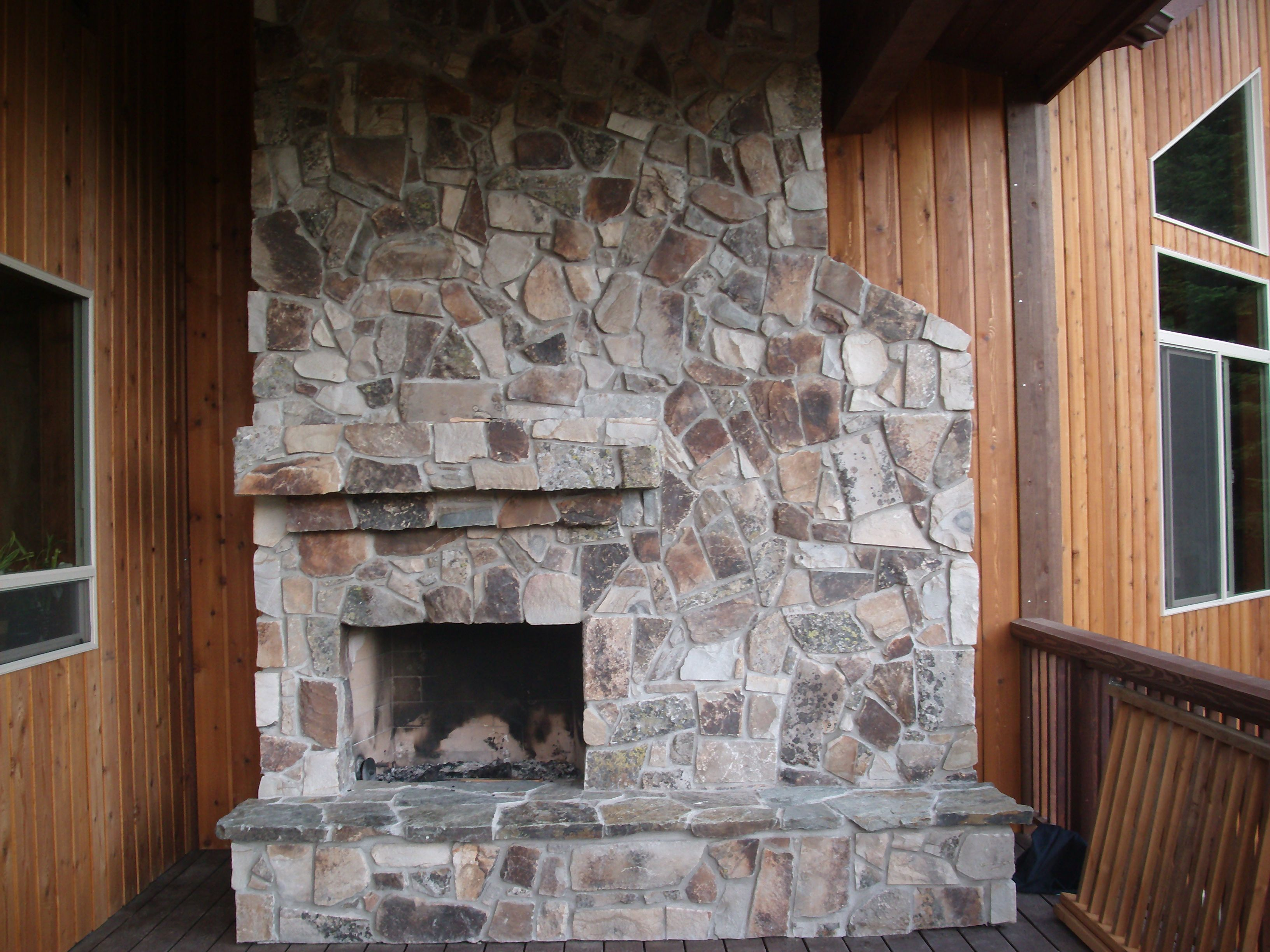 f791e1fafe9bdaa5844fb887023c738f Top Result 53 Inspirational Outside Stone Fireplace
