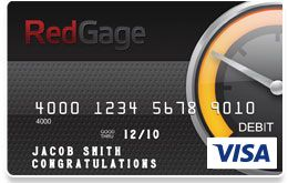 REDGAGE FORM OF PAYMENT