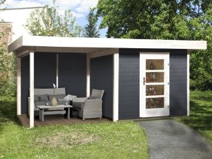 Gartenhaus Mit Lounge weka gartenhaus lounge 3 gr. 1 massive blockbohlen