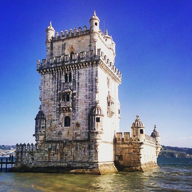 Torre de Belém in Belém, Região de Lisboa   Portugal