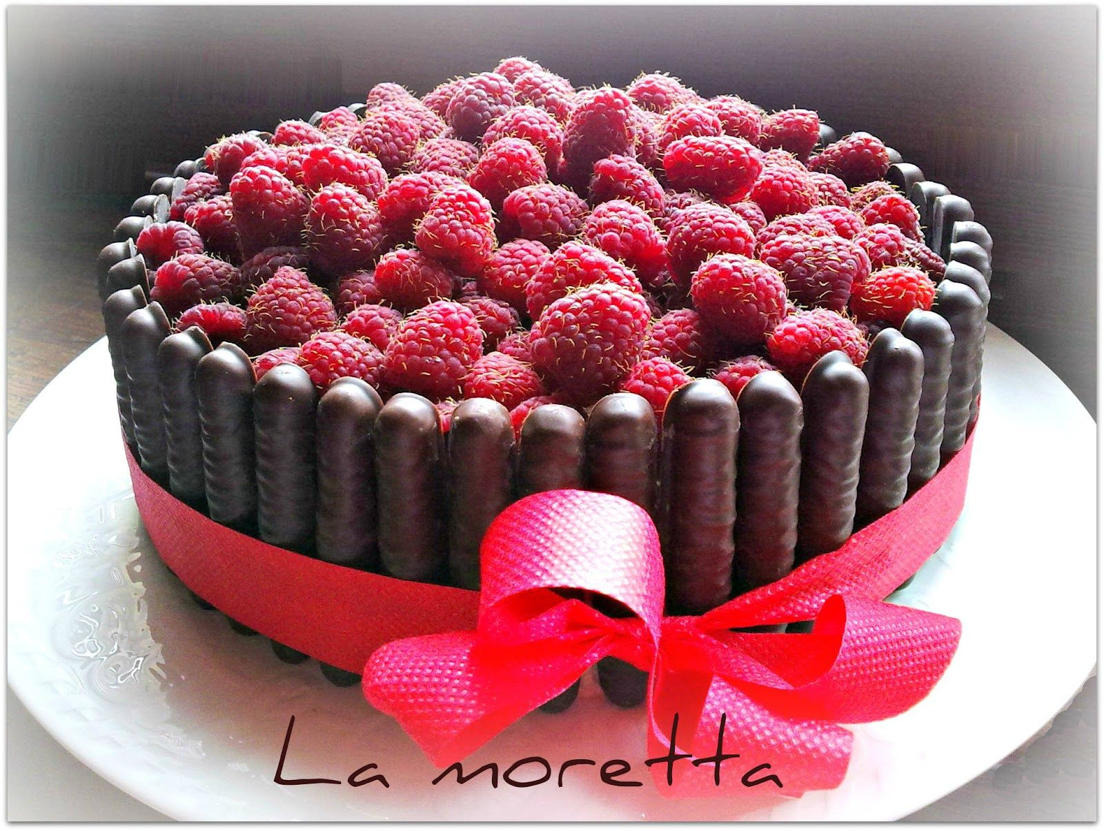 Questa e\' una torta al cacao molto versatile: ottima come base da ...