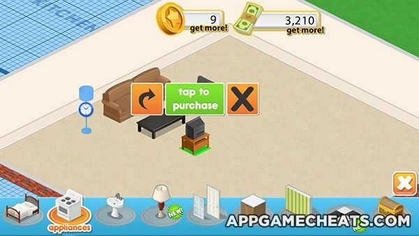 Design This Home & Cheats for Cash, Coins, & Income ... on design this home game ipod, design this home for iphone, home design app cheats, design this home living rooms, design your dream home, home design story cheats,