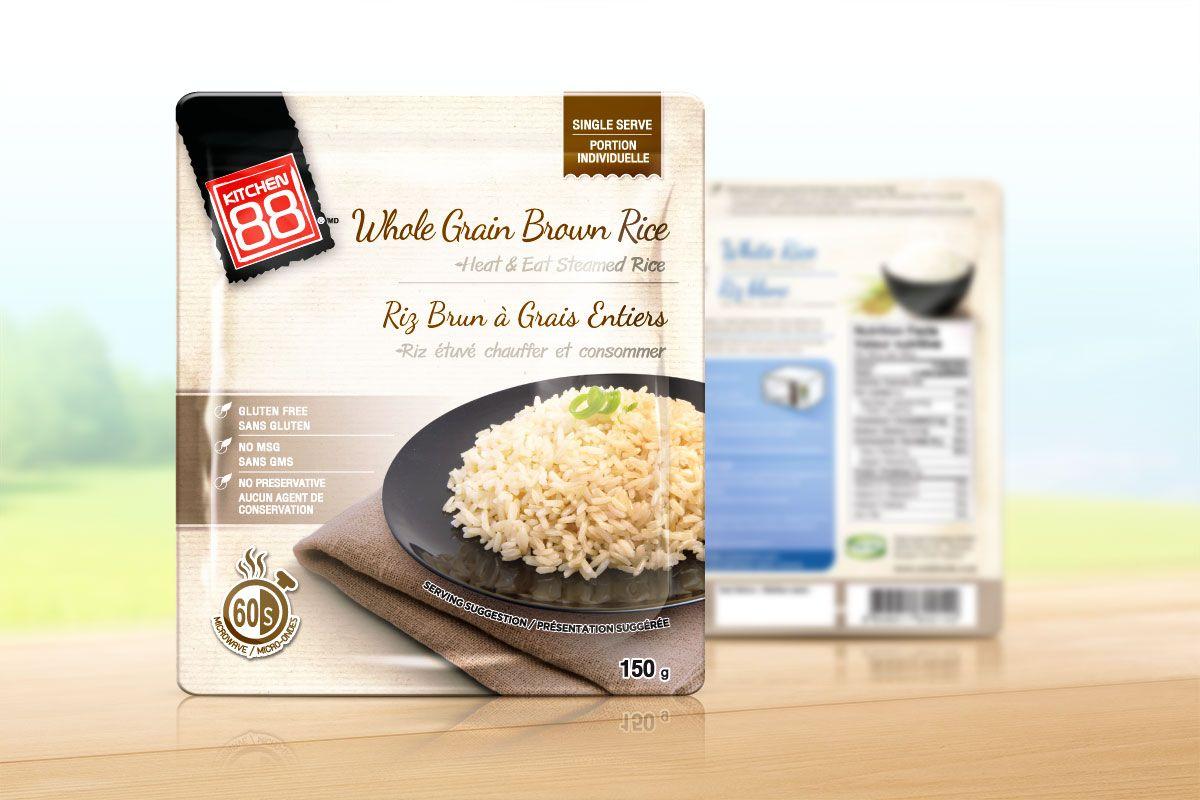 Kitchen 88 - Packaging Design - Asia Media Studio | package design ...