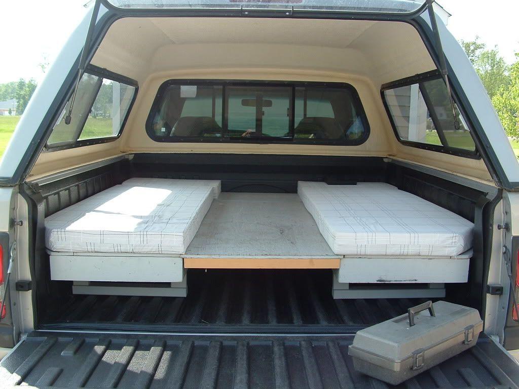 Truck Bed Air Mattress Short Box Dodge Ram