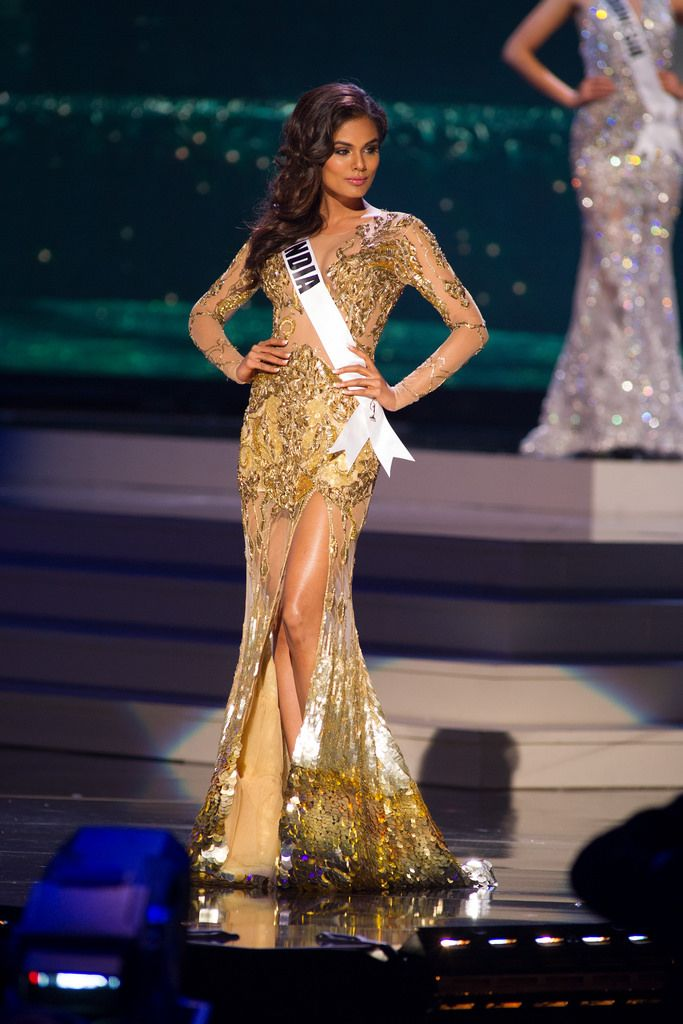 Miss Universe Evening Gown INDIA   Women\'s FASHION   Pinterest ...