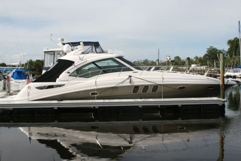 2006 Searay 48' Sundancer with Cummins Power Loaded and Great Condition! in Powerboats & Motorboats | eBay Motors