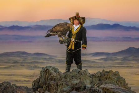 """'Star Wars' Daisy Ridley Becomes 'Eagle Huntress' Exec Producer – Sundance - Said Ridley: """"I was deeply moved by Aisholpan's story and wanted to be a part of this beautiful film. I feel audiences and young girls around the world will be as inspired by her story as I was, and I am so proud to share her journey with the world."""""""