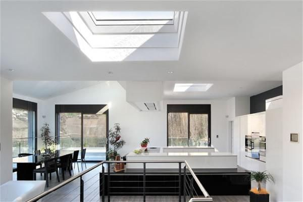 Velux Cabrio Balcony Roof Window | VELUX CABRIO® Balcony And Roof Terrace    A New Dimension To Your Home | Attic Room Ideas | Pinterest | Balconies, ...