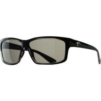 be847aea527 Costa Del Mar Cut Polarized Sunglasses - Costa 580 Glass Lens Squall Gray