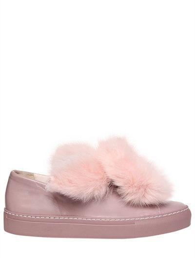 MINNA PARIKKA. Bunny FaceMinna ParikkaLeather SneakersShoes ...