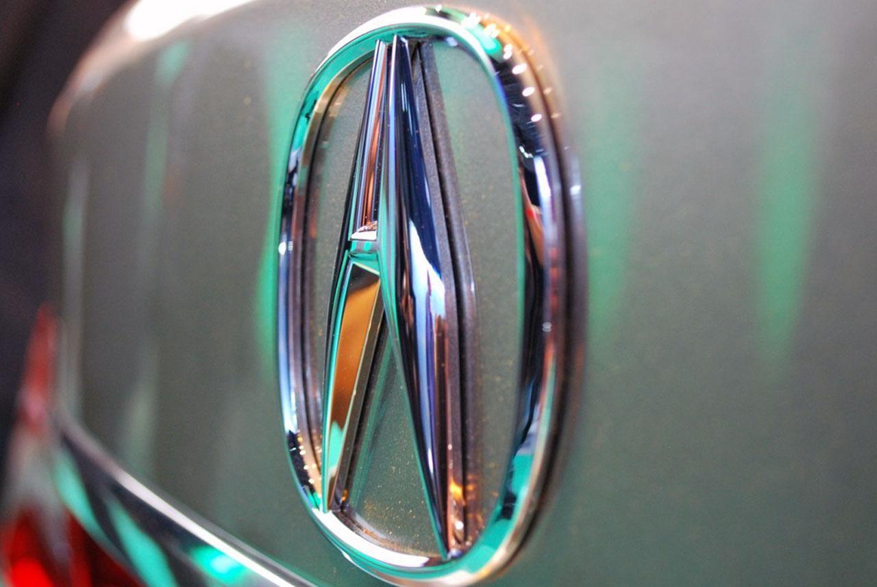 Acura рассекретила RLX Concept Concept cars, Concept, Toyota