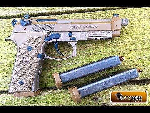 Beretta M9a1 Vs M9a3