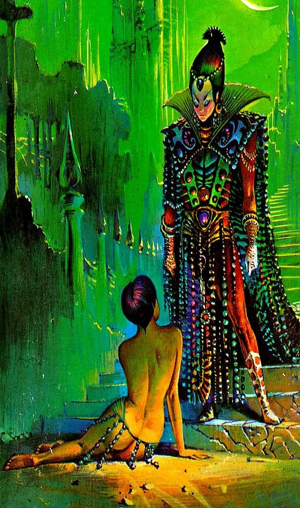 Starcross Art By Bruce Pennington 1974 Art Art Fantasy Art