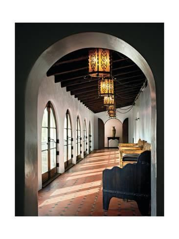 'Architectural Digest' Premium Photographic Print - Scott Frances | Art.com