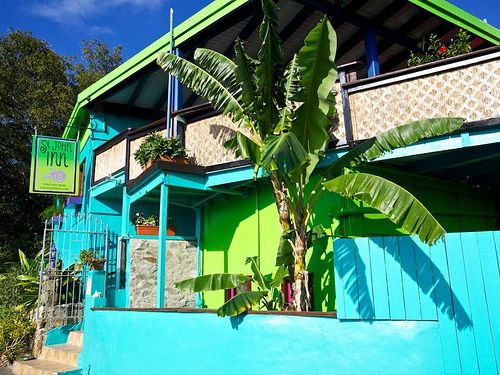 The St John Inn Is A Small Boutique Hotel In Cruz Bay St John