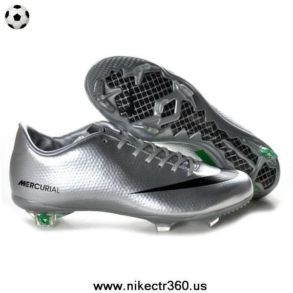 41f953b8c Nike Mercurial Superfly Heritage R9 FG Limited Edition Football silver  mercurials