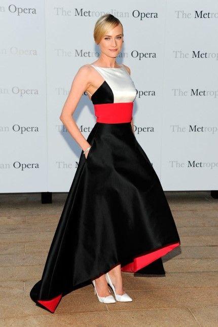 Fotos de vestidos de noche de gala