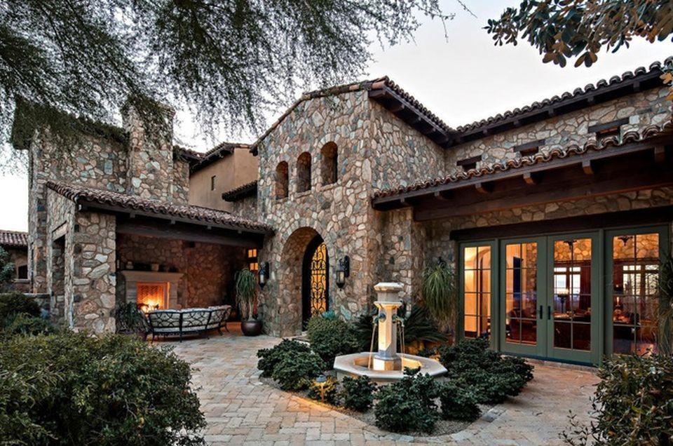 75 beautiful rustic mediterranean farmhouse exterior on beautiful modern farmhouse trending exterior design ideas id=39616