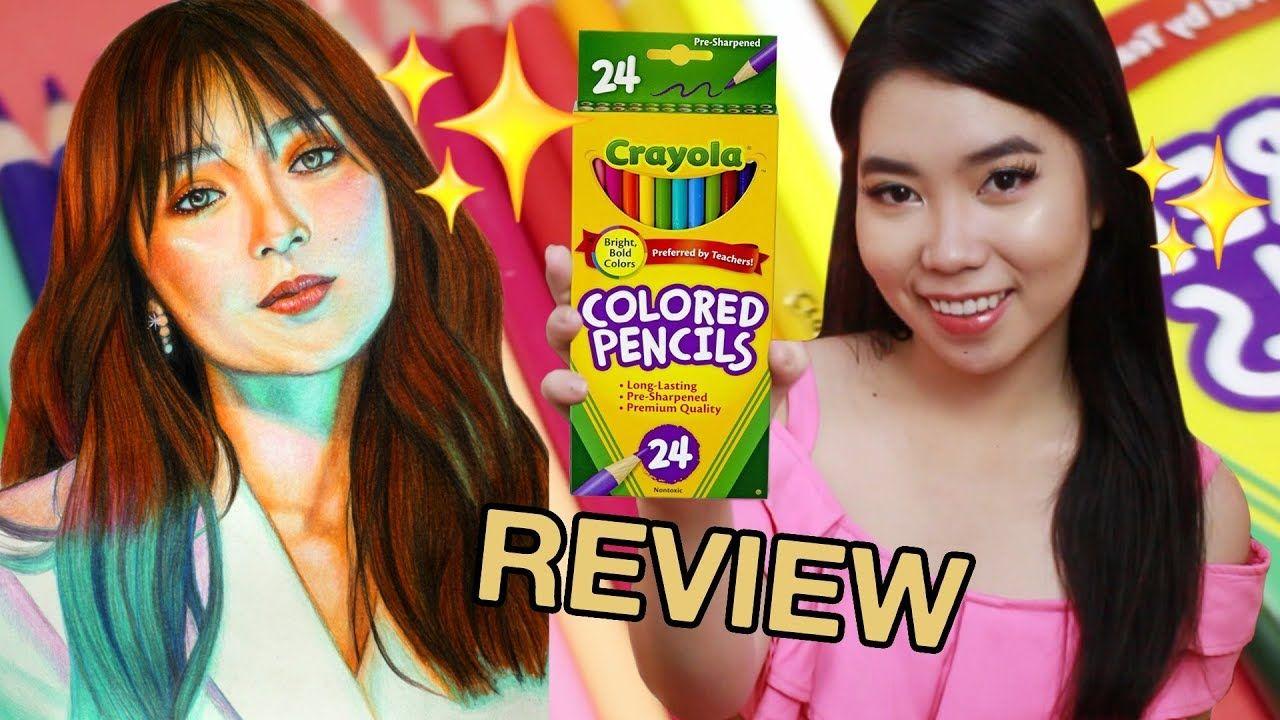 Guanghui Hero Colored Pencil Review Plus Comparison With