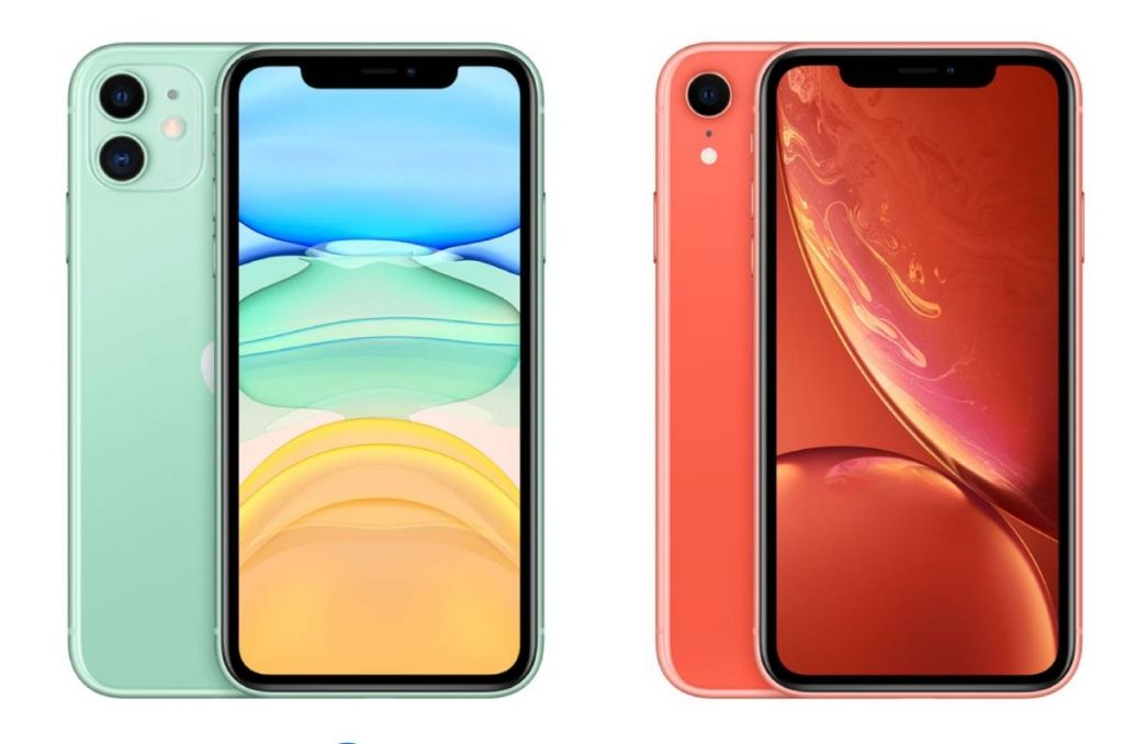ما هو الفرق بين ايفون 11 وايفون Xr مقارنة شاملة بين الهاتفين صدى التقنية Smartphone Iphone 11 Iphone