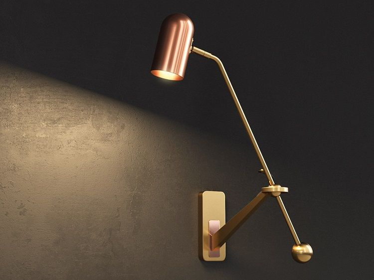 Download Free 3d Model Stasis Wall Light By Bert Frank Designconnected Wall Lights Light Wall