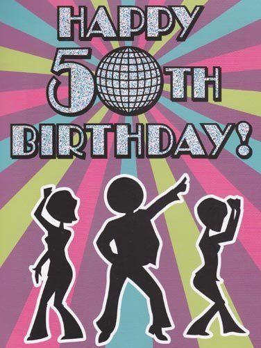 Blickblock Com Happy 50th Birthday Birthday Greeting Cards Cards