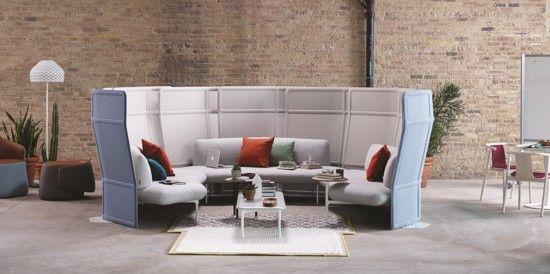 """Büromöbel-Hersteller Haworth: """"Jedes Büro sollte mehrere Sofas haben ..."""