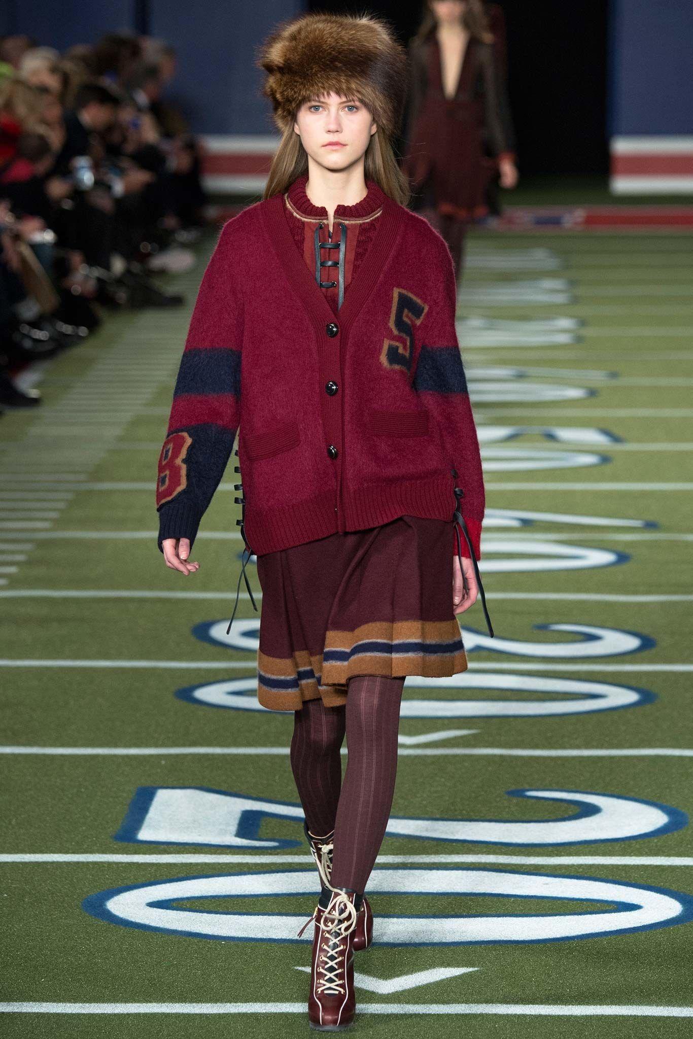 Tommy Hilfiger Fall 2015 Ready-to-Wear Fashion Show