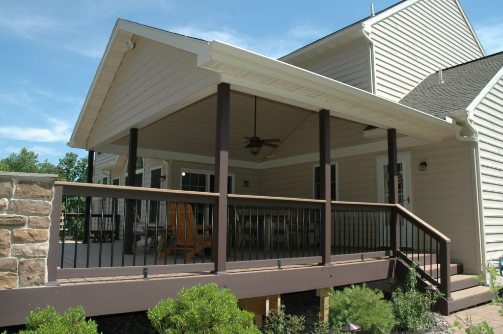 Exceptional Deck Roof   Google Search