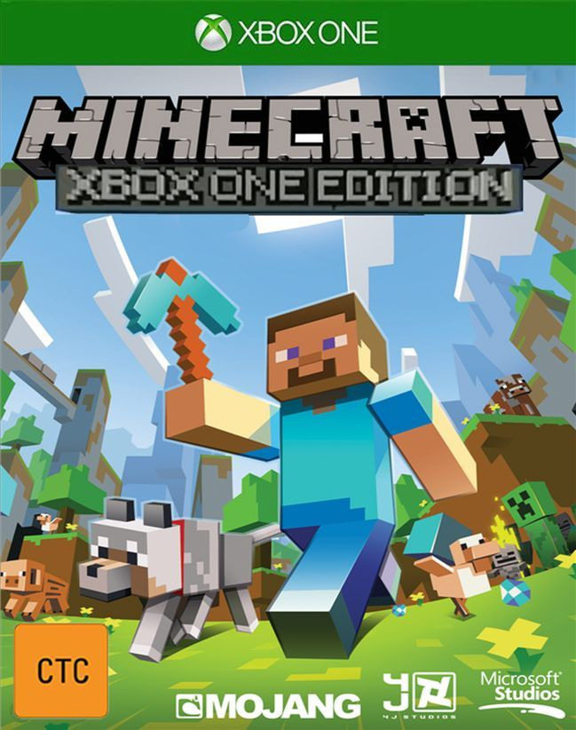 Minecraft #XboxOne Cover art | Minecraft | Minecraft characters