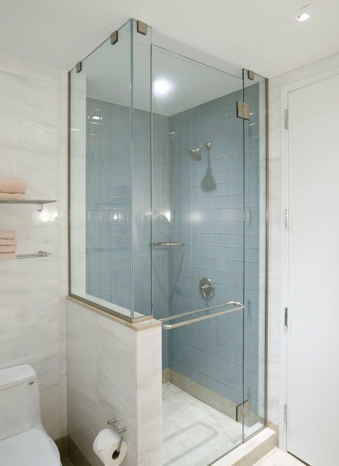 Showers In Contemporary Bathroom Mybegin Com Bathroom Remodel