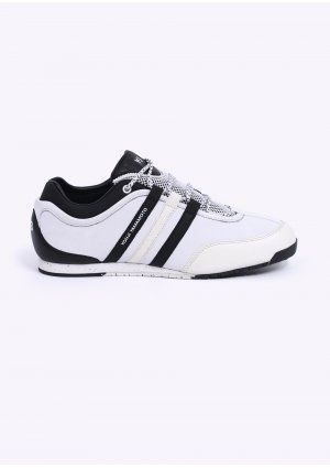 8161bbdd116d Y3   Adidas - Yohji Yamamoto Boxing Trainers - White   Black