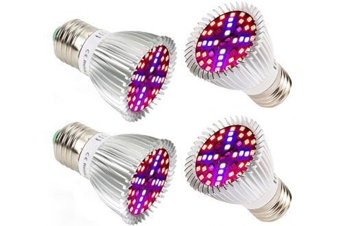 Top 10 Best Led Grow Light Bulbs For Indoor Plants Reviews 400 x 300