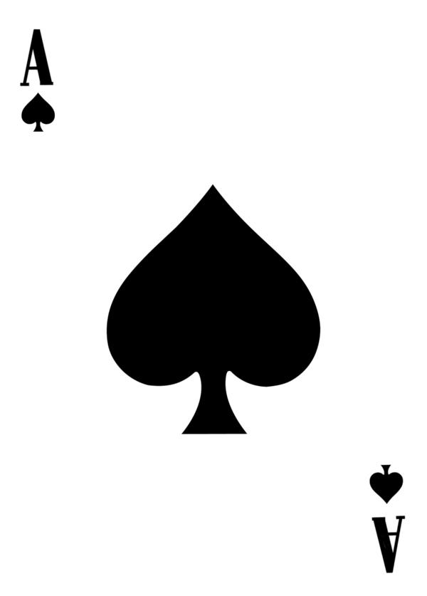 Ace Of Spades Template By Owen Marsh D60ouk3 Png 600 837 Ace Of Spades Tattoo Ace Of Spades Spade Tattoo