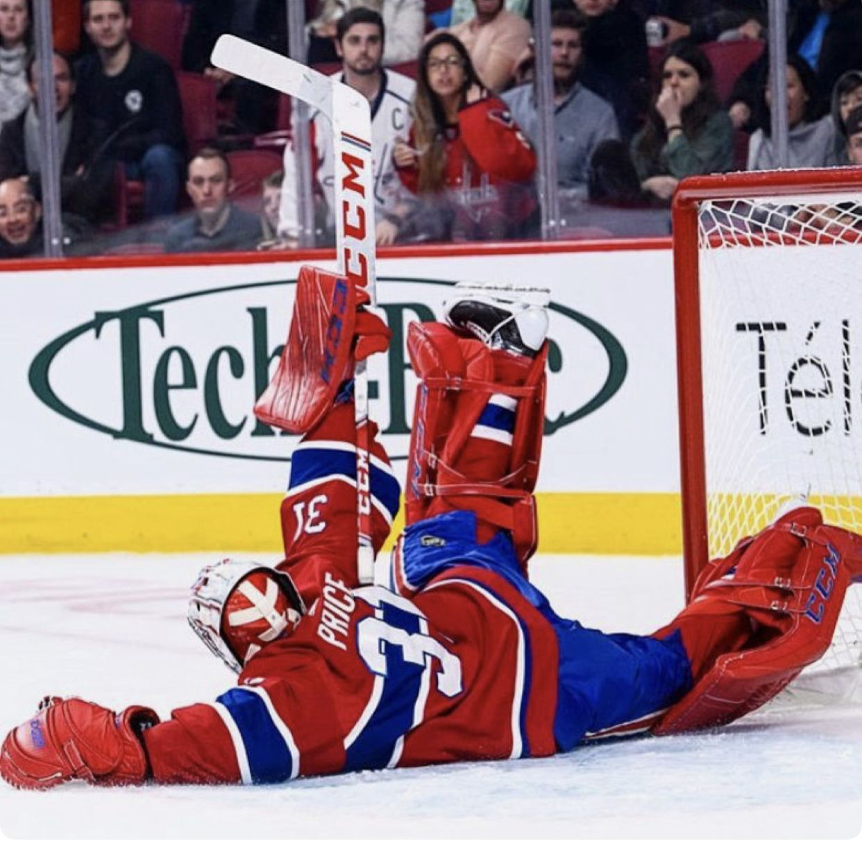 Pin by Jacksonalston on Goalie Montreal canadiens hockey