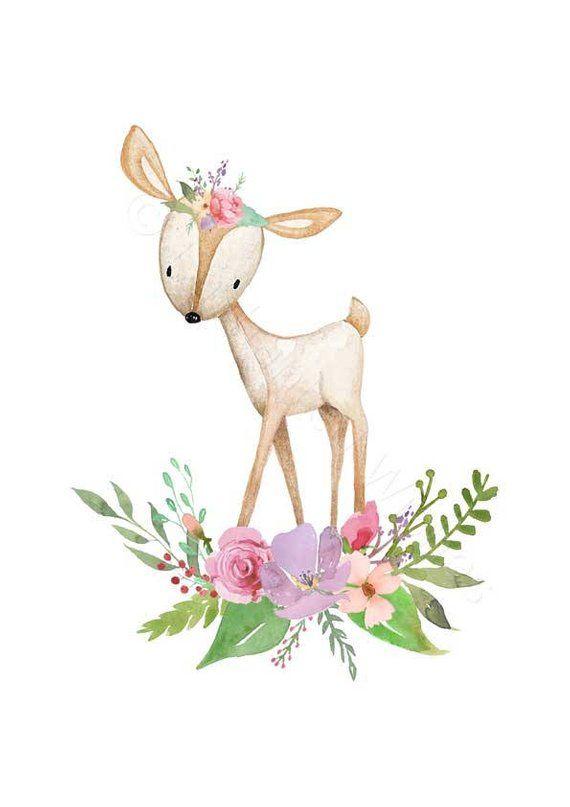 Photo of Woodland Nursery Decor 6 Drucke Set, Woodland Animal Prints, Woodland Nursery Prints, Boho Woodland Animals, Woodland Animals Nursery Wandkunst