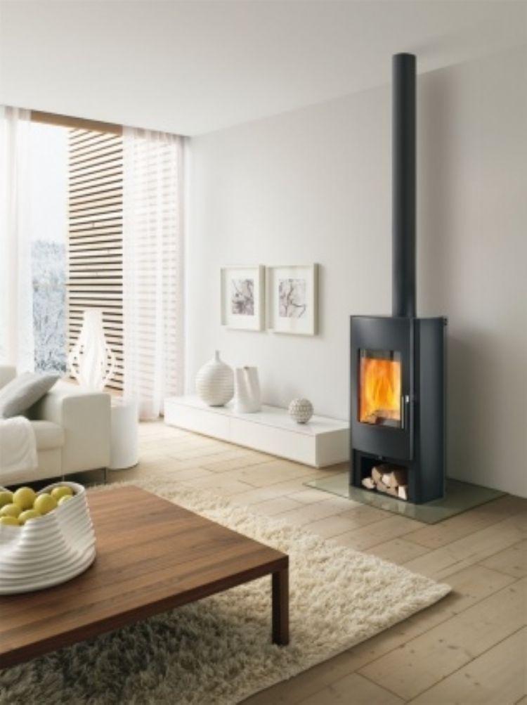 Rika Tema Kernowfires Stove Woodburner Contemporary Modern