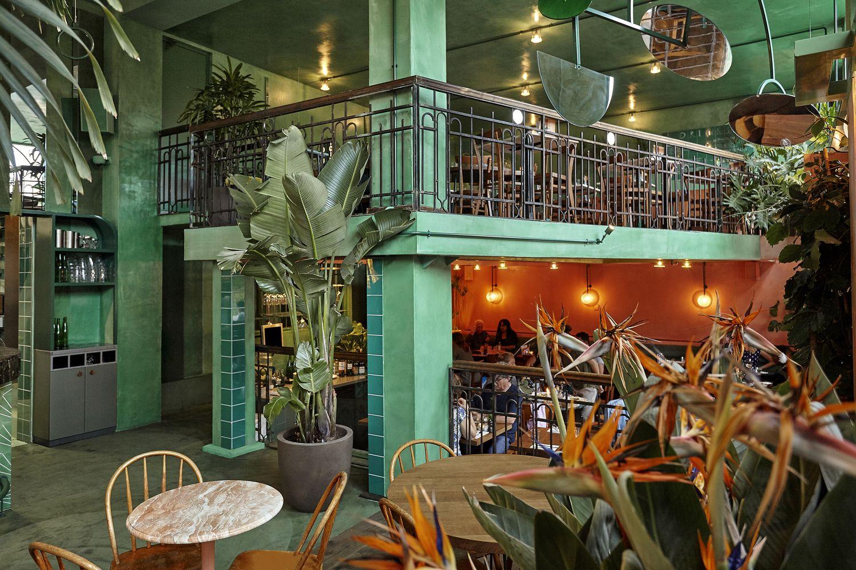gallery of bar botanique cafe tropique studio modijefsky 2 bar interiors design35 design