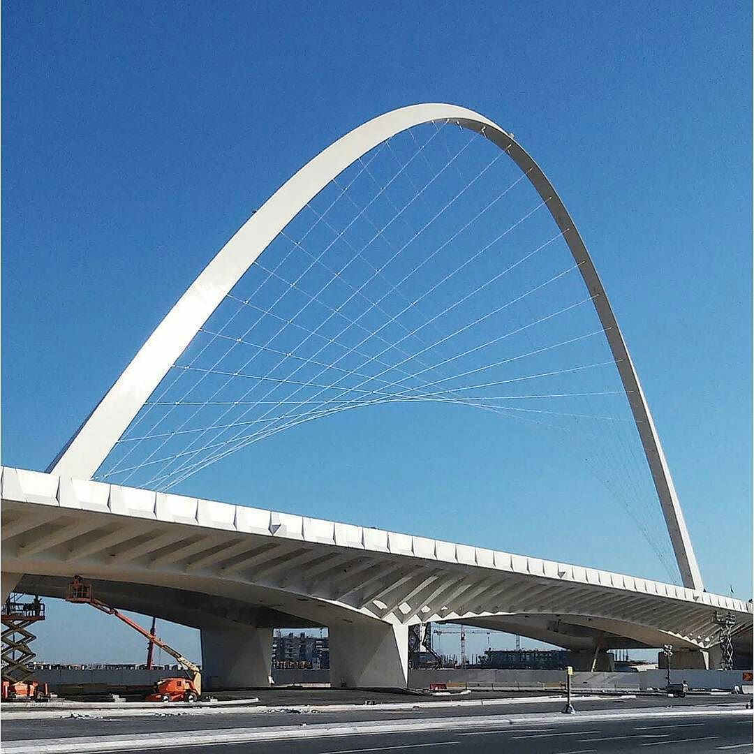 And 6 lusail katara hotel doha qatar pictures to pin on pinterest - New Bridge Lusail Qatar Cherimacleod