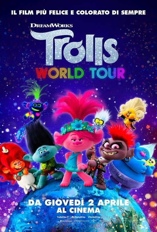 Telecharger Les Trolls 2 Film Complet Streaming Vf Entier
