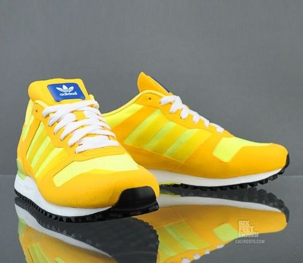 fertilizante insuficiente lapso  ADIDAS Originals - ZX 700-Sunshine vivid yellow electricity | Sneakers men  fashion, Sneakers men, Sneakers fashion