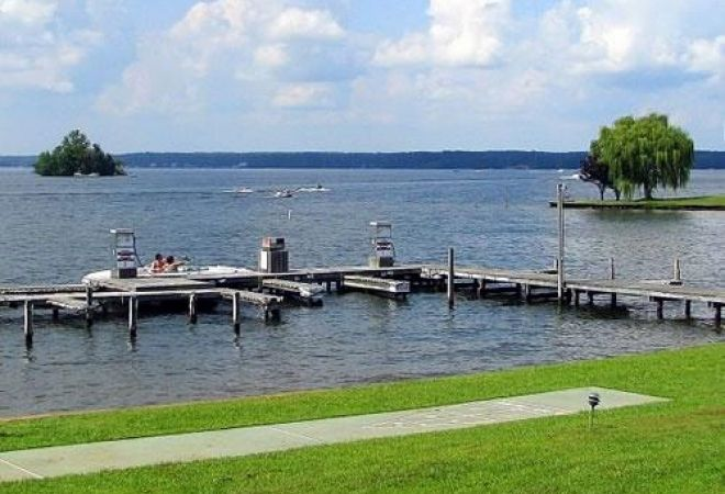 Lake Gaston Rv Camping Thousand Trails Rv Campground In