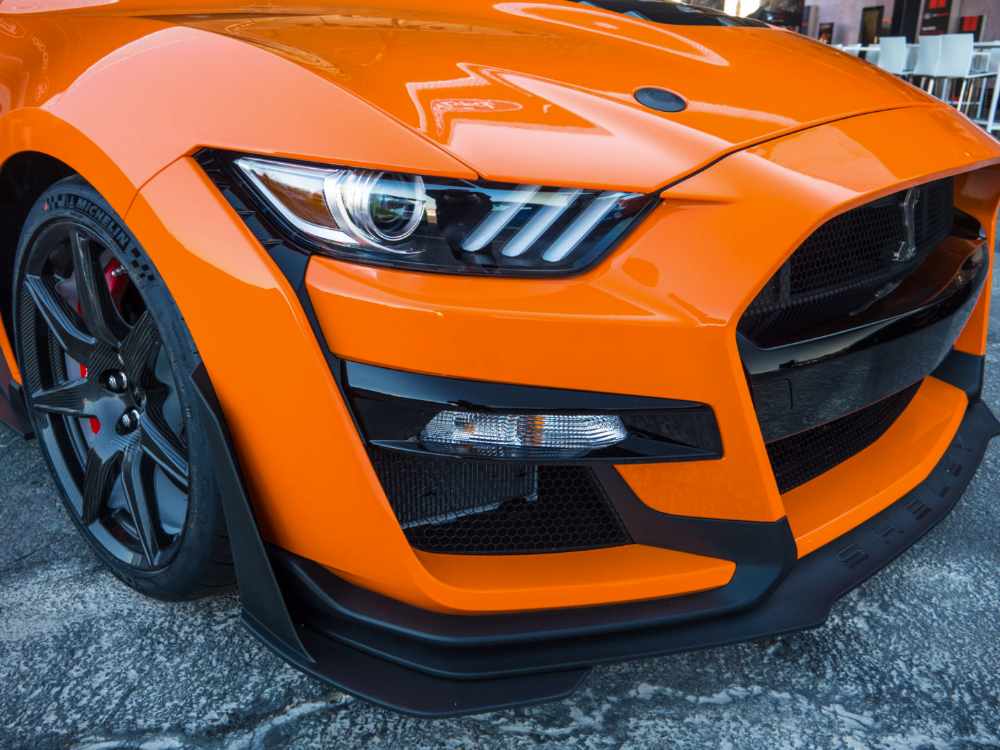 The 2020 Ford Mustang Shelby Gt500 Packs Plenty Of Smiles Per Mile